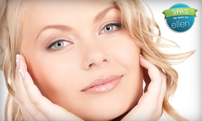 Aromas Therapy Med Spa - Multiple Locations: Two or Four IPL Photofacials at Aromas Therapy Med Spa