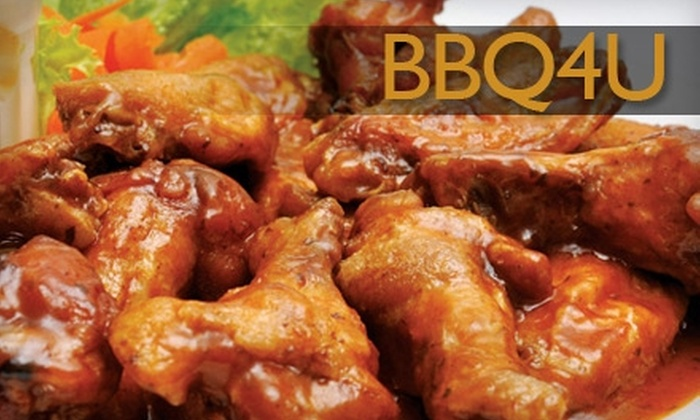 BBQ4U - Lincoln: $6 for $12 Worth of Ribs, Pulled Pork, and More at BBQ4U