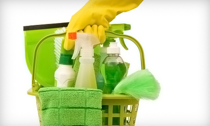 Green Clean Freaks - Arden - Arcade: Four or Six Man-Hours of Housecleaning from Green Clean Freaks (Up to 57% Off)