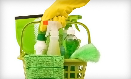 4 Man-Hours of Housecleaning (a $200 value) - Green Clean Freaks in