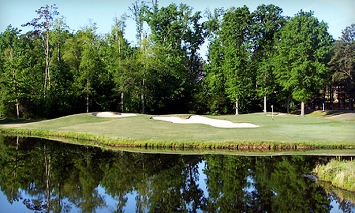 Keith Hills Golf Club - Buies Creek: 18 Holes of Golf Including a Cart at Keith Hills Golf Club. Choose from Two Options.