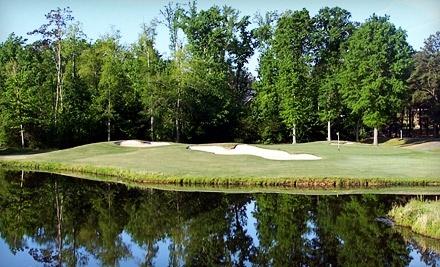 Keith Hills Golf Club: 1 Round of Golf Including Cart Rental  - Keith Hills Golf Club in Buies Creek
