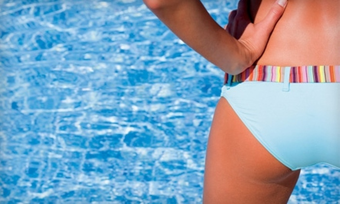 Shape Wellness Center - Sandy Springs: Laser Hair-Removal Treatments at Shape Wellness Center. Choose from Three Options.