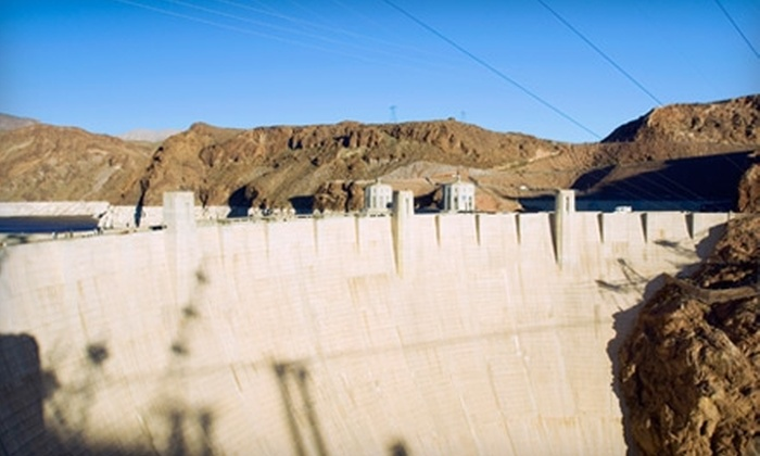 Guided Vegas Tours - The Strip: $44 for a Five-Hour Luxury-SUV Tour of the Hoover Dam from Guided Vegas Tours ($89 Value)