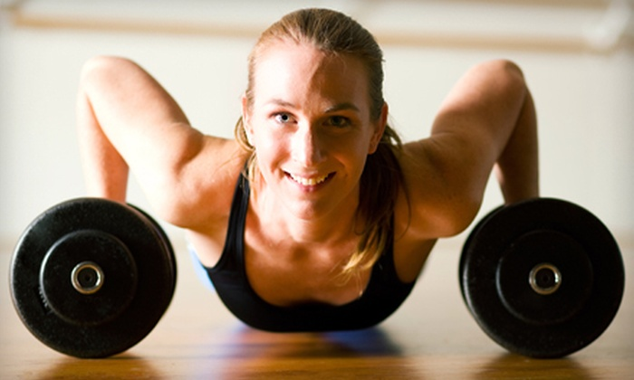 Fresno Indoor Boot Camp - Hoover: $15 for 10 Boot-Camp Classes at Fresno Indoor Boot Camp ($30 Value)