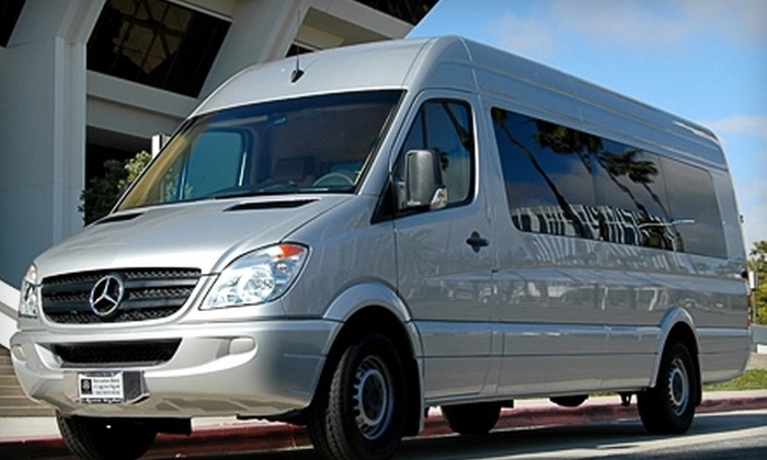 Limonites - Fountain Valley: $50 for $100 Toward Transportation Services from Limonites