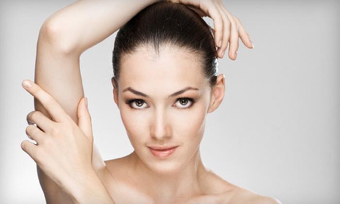 Tuscaloosa MedSpa - Tuscaloosa: Three Laser-Hair-Removal Treatments for One Small or Large Area at Tuscaloosa MedSpa