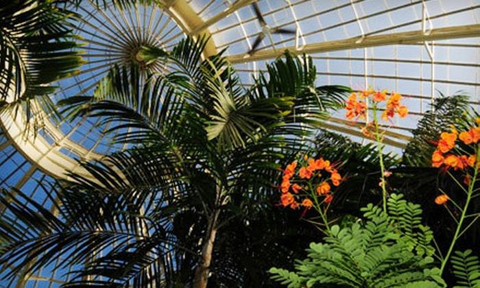 Buffalo Botanical Gardens - South Park: Family, Grandparent, or Individual Membership to Buffalo Botanical Gardens (Up to 63% Off)