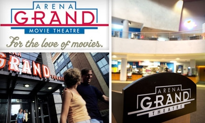 Arena Grand Movie Theatre - Downtown Columbus: $9 for Two Tickets to Arena Grand Movie Theatre