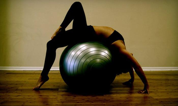 Precision Pilates - Waldo: 5 or 10 Pilates Mat, Barre or Yoga Classes at Precision Pilates (Up to 59% Off)