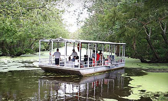 Cajun Pride Tours - LaPlace: $11 for a Swamp Boat Tour with Cajun Pride Tours in LaPlace (Up to $24 Value)