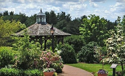 Tower Hill Botanic Garden - Tower Hill Botanic Garden in Boylston