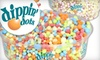 Dippin' Dots - Multiple Locations: $5 for $10 Worth of Ice Cream and Dessert at Dippin' Dots. Choose from Three Locations.