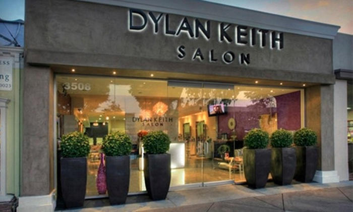 Dylan Keith Salon - Burbank: $49 for $100 Worth of Salon Services at Dylan Keith Salon in Burbank
