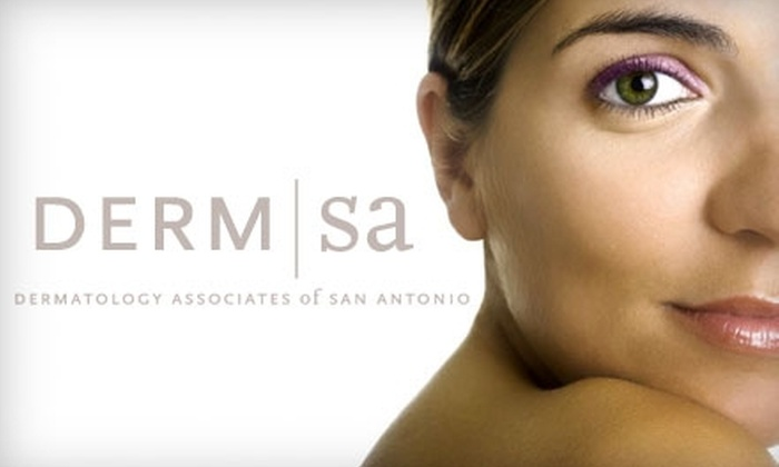 Dermatology Associates of San Antonio - Multiple Locations: $159 for Three Laser Hair-Removal Treatments for One Area at Dermatology Associates of San Antonio (Up to $777 Value)