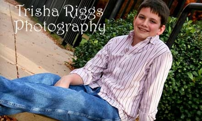 Trisha Riggs Photography - Abilene, TX: $25 for an On-Location Portrait Session, One Photo, and a $10 Credit Toward Prints from Trisha Riggs Photography ($80 Value)