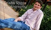 Trisha Riggs Photography: $25 for an On-Location Portrait Session, One Photo, and a $10 Credit Toward Prints from Trisha Riggs Photography ($80 Value)