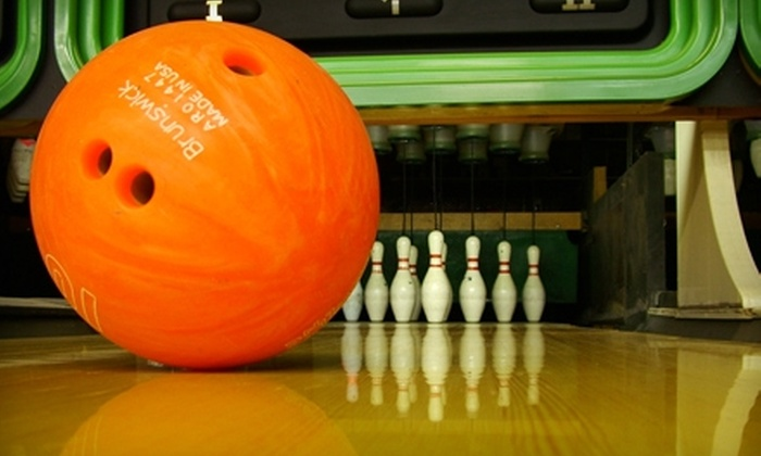 Delaware Lanes - Chillicothe: $11 for Four Games of Bowling, Two Shoe Rentals, and One Pitcher of Soda at Delaware Lanes ($24 Value)