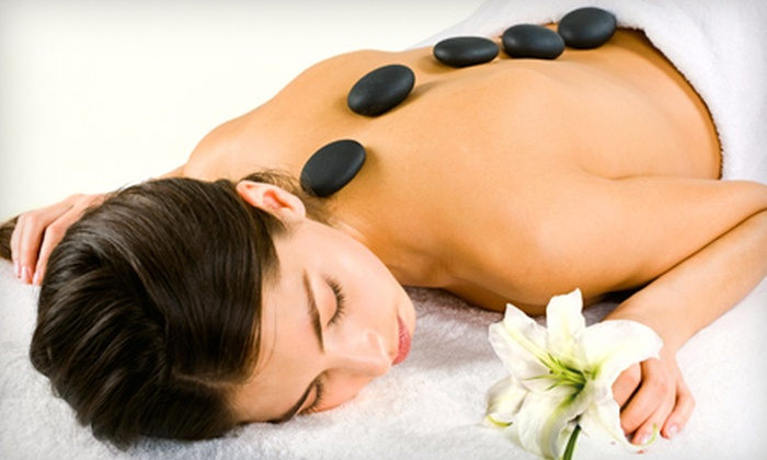 AnewU Healing and Spa - Portland: $45 for a One-Hour Hot-Basalt-Stone Massage at AnewU Healing and Spa ($99 Value)