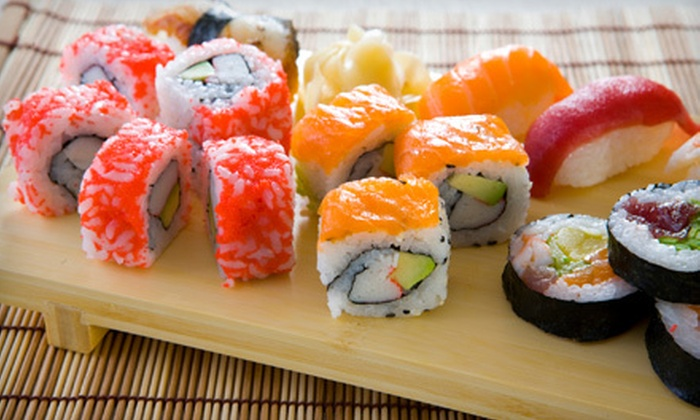 Sushi Zone - Arlington: $15 for $30 Worth of Japanese Fare at Sushi Zone in Arlington