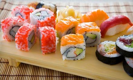 $30 Groupon to Sushi Zone - Sushi Zone in Arlington