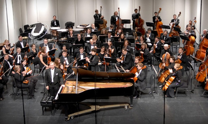 """Austin Civic Orchestra - Southwetern University: $12 for Outing for Two to Austin Civic Orchestra's """"Encore Georgetown!"""" Concert in Georgetown on February 4 (Up to $24 Value)"""