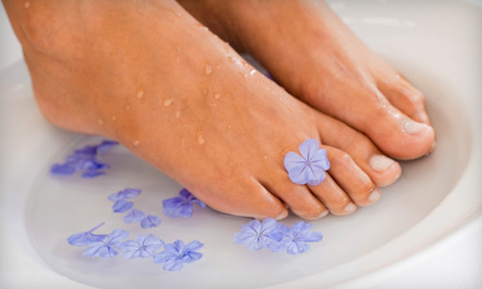 Lee Spa Nails - Durham: $14 for a Basic Pedicure at Lee Spa Nails in Durham ($28 Value)