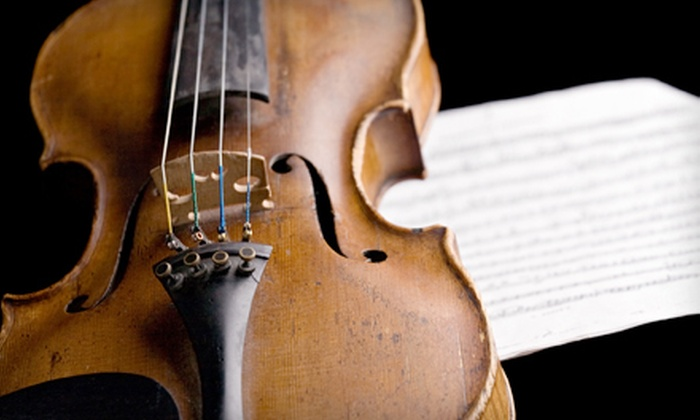 El Paso Pro-Musica - Multiple Locations: Two or Four Tickets to a Chamber-Music Concert Presented by El Paso Pro-Musica (Half Off). Five Options Available.
