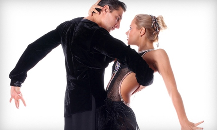 Fred Astaire Dance Studio - Multiple Locations: $20 for a Ballroom-Dancing Package with Private and Group Lessons at Fred Astaire Dance Studio (Up to $224 Value)