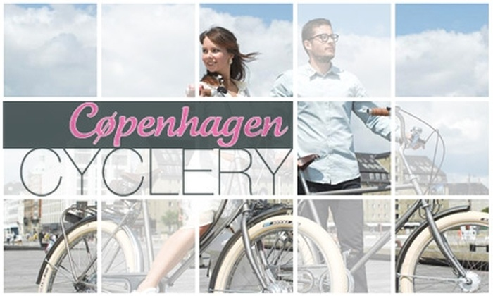 Copenhagen Cyclery - Wicker Park: $35 for a Summer Bike Tune-Up at Copenhagen Cyclery
