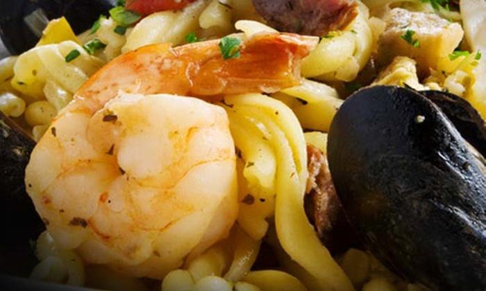 Amerigo - Multiple Locations: $25 for $50 Worth of Italian Cuisine at Amerigo