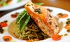 Novotel Liverpool Centre - Liverpool: Three-Course Meal with an Alcoholic Drink for Up to Four at RopeWalks Bar & Kitchen at Novotel Liverpool (Up to 37% Off)
