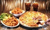 "Tumblers Bar & Grill - Whitmore Park: $15 for a 15"" U-Bake Pizza at Tumblers Bar & Grill ($30 Value)"