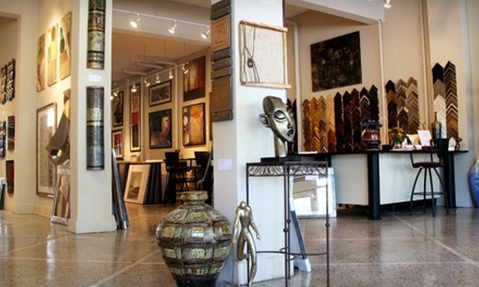 Hennes Art Company - Loring Park: $50 for $150 Worth of Custom Framing at Hennes Art Company