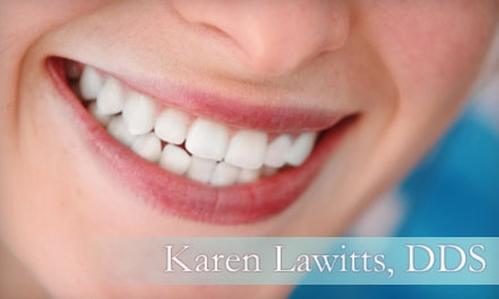 Dr. Karen Lawitts and Dr. Nancy Yeates - Syracuse: $195 for a Consultation and One-Hour In-House Teeth Whitening from Dr. Karen Lawitts and Dr. Nancy Yeates ($640 Value)