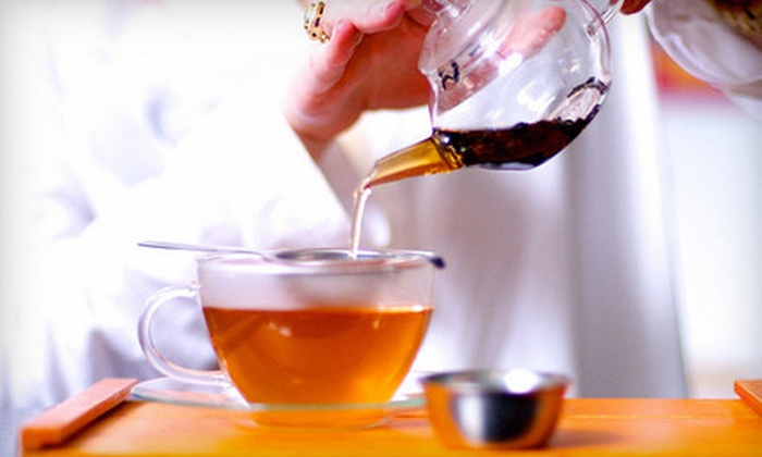 Satori Tea Company - Downtown San Jose: Afternoon Tea for Two or Four, Including Sandwiches, Desserts, and Unlimited Tea at Satori Tea Company (52% Off)