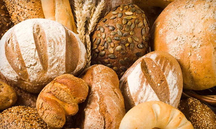 Britannia Italian Bakery - Meadowvale: $10 for $20 Worth of Breads, Pastries, and Deli Meats at Britannia Italian Bakery in Mississauga