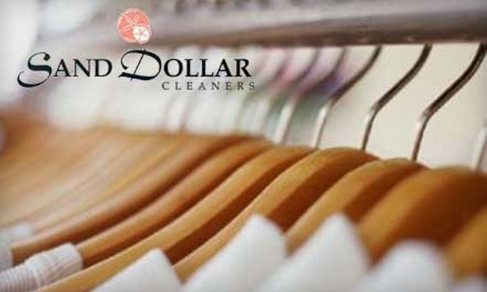 Sand Dollar Cleaners - Monterey: $10 for $25 Worth of Dry-Cleaning Services at Sand Dollar Cleaners