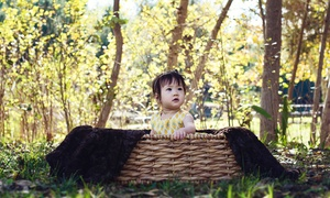 Russ and Thet Studio: 30- or 40-Minute Photo-Shoot Package with Prints from Russ and Thet Studio (Up to 79% Off)