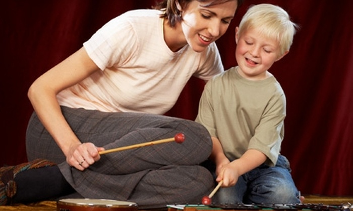 Haynes Music Studio - Multiple Locations: $10 for Three Children's Music Classes at Haynes Music Studio ($40 Value)