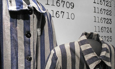 Dallas Holocaust Museum Visit for Two, Four, or Six (Up to 63% Off)