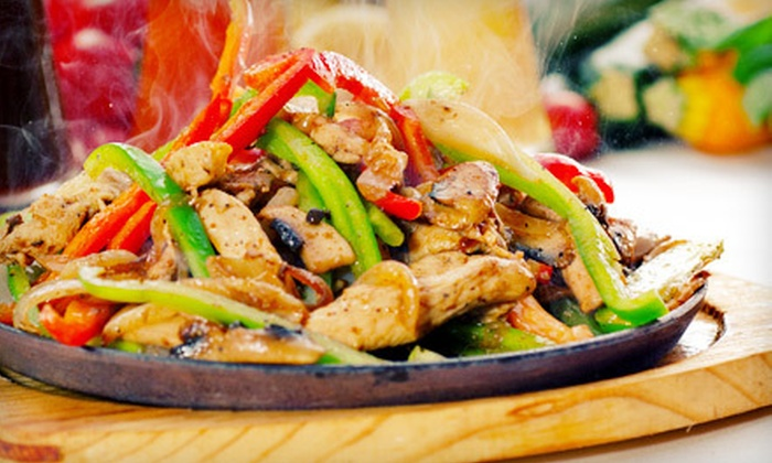 Ernesto's Grill - Midtown,Taku: Dinner Meal for Two or Four with Entrees and Margaritas or $10 for $20 Worth of Mexican Fare for Lunch at Ernesto's Grill (Up to 62% Off)