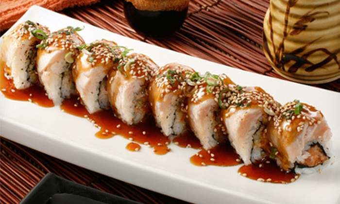 Mandarin - Zandale: $12 for $24 Worth of Chinese Cuisine and Sushi at Mandarin