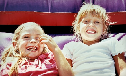 4- to 6-Hour Bounce-House Rental (a $350 value) - NY Bounce House in