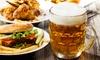 50% Off Gourmet Pub Fare at Chatterbox Pub