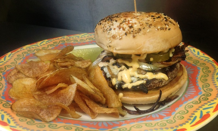 Brunners - Howell: Casual American Dinner for Two or Four at Brunners (46% Off)