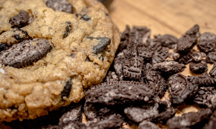 Baby G's Ice Cream Cookies And Cakes - Hermosa Beach: One Cookie Box at Baby G's (40% Off)