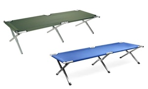 Elemental Lifestyle Portable Folding Camping Bed