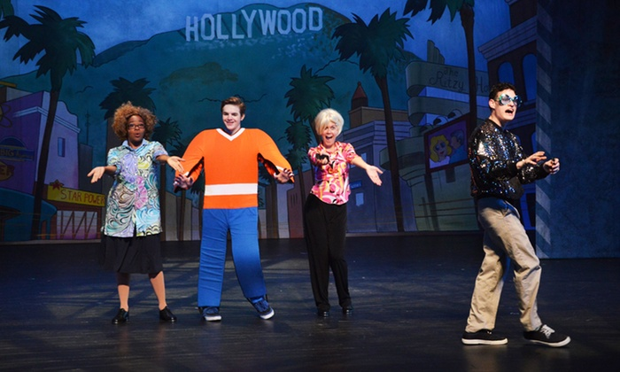 """""""The Musical Adventures of Flat Stanley"""" - Downtown: """"The Musical Adventures of Flat Stanley"""" for Four or Two on Saturday, April 18, at 2 p.m. (Up to 28% Off)"""