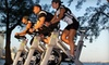 OOB 360 Energy in Motion - Brickell: 5, 10, or 15 Pilates, Yoga, Zumba, or Spinning Classes, Plus 20-Minute Massage, at 360 Energy in Motion (Up to 61% Off)
